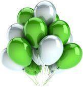Набор гелиевых шаров Ирландия