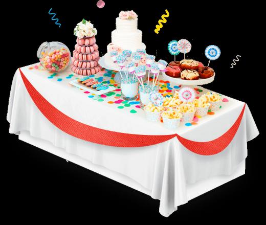 Сладкий стол - Candy bar